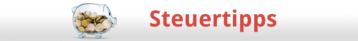 Steuertipps